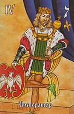 аркан таро Император