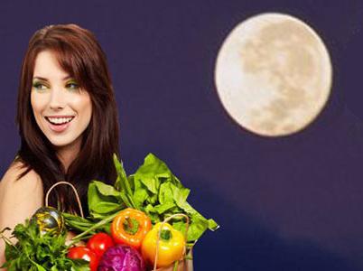 Лунная диета